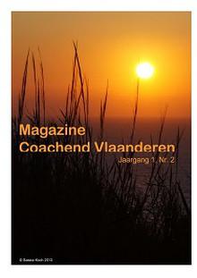 Magazine Coachend Vlaanderen - Lente 2013