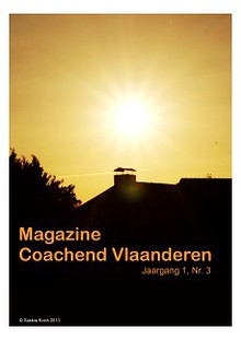 Magazine Coachend Vlaanderen - Zomer 2013 Nr 3