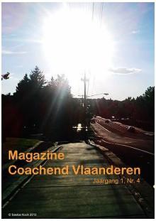 Magazine Coachend Vlaanderen - Herfst 2013