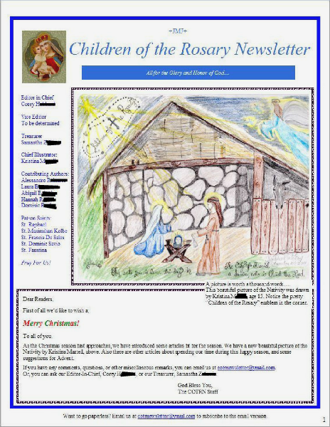 Children of the Rosary 2