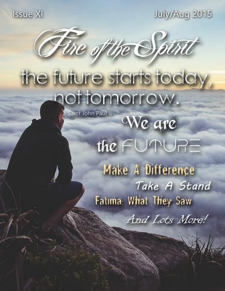 Fire of Spirit Magazine 9