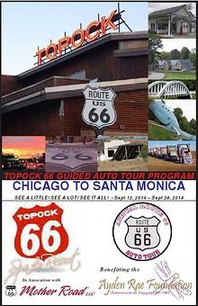 Route 66 Auto Tour