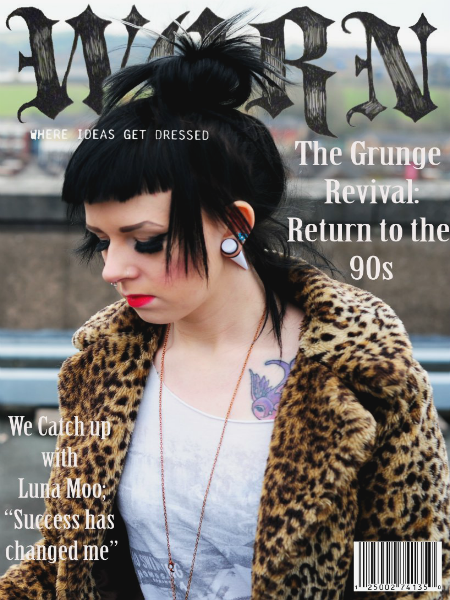 Worn- Grunge Fashion Dec. 2013