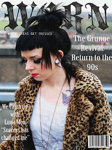 Worn- Grunge Fashion