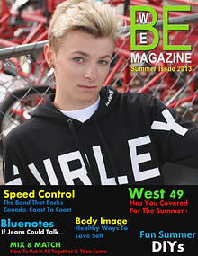 WE-BE MAGAZINE