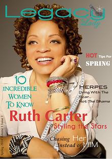 Legacy Lady Magazine