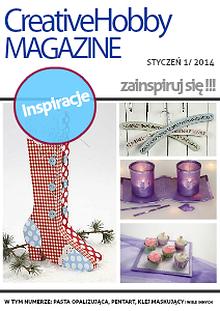 CreativeHobby Magazine 1/2014