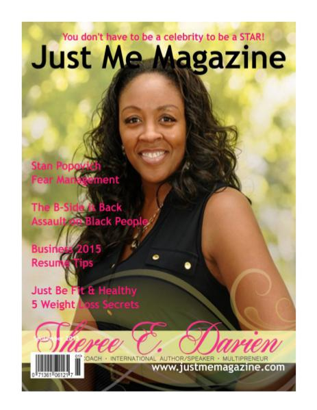 Just Me Magazine Sept 2015