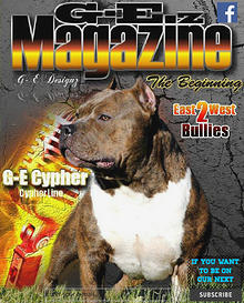 G-E'z Magazine Issue