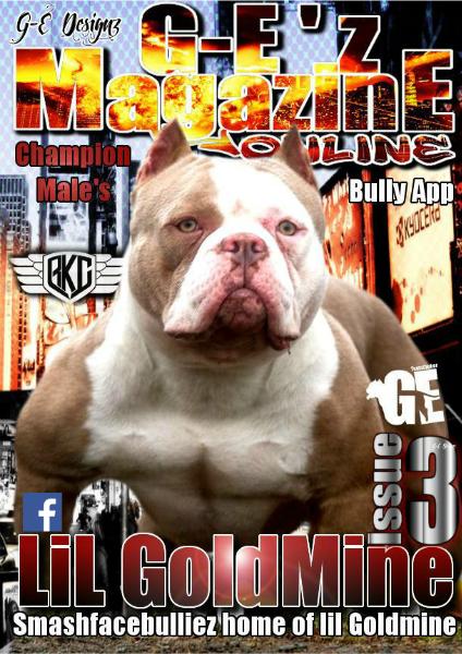 G-E'z Magazine Issue 3