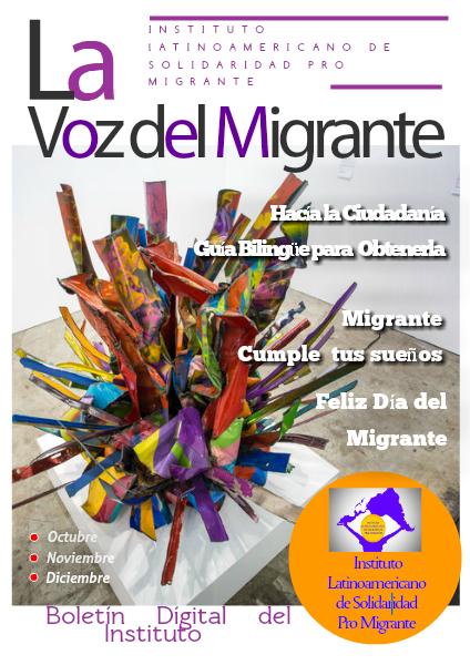 La Voz del Migrante Dec. 2013