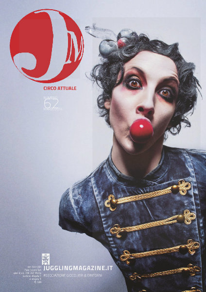 Juggling Magazine march 2014, n.62