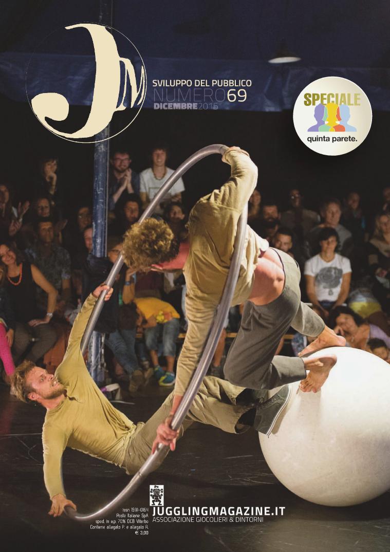 Juggling Magazine december 2015, n.69