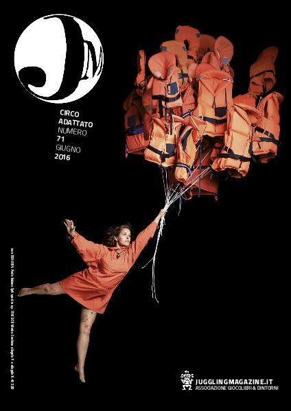 Juggling Magazine june 2016, n.71