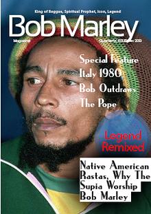 Bob Marley Magazine