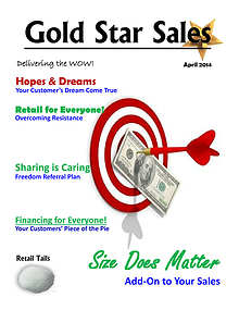 April Gold Star Edition