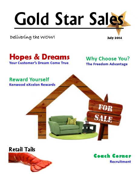 July Gold Star 1