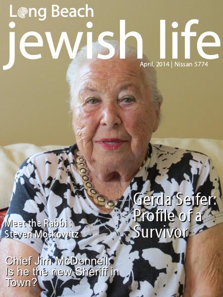 Long Beach Jewish Life April, 2014