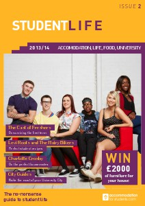 Student Life 2013/14 January 2014