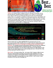$EVPH$ Plan Set to explode Everybody's Phone Company! July 16,2014