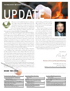 Camping In Ontario Update Newsletter June 2019 September 2013