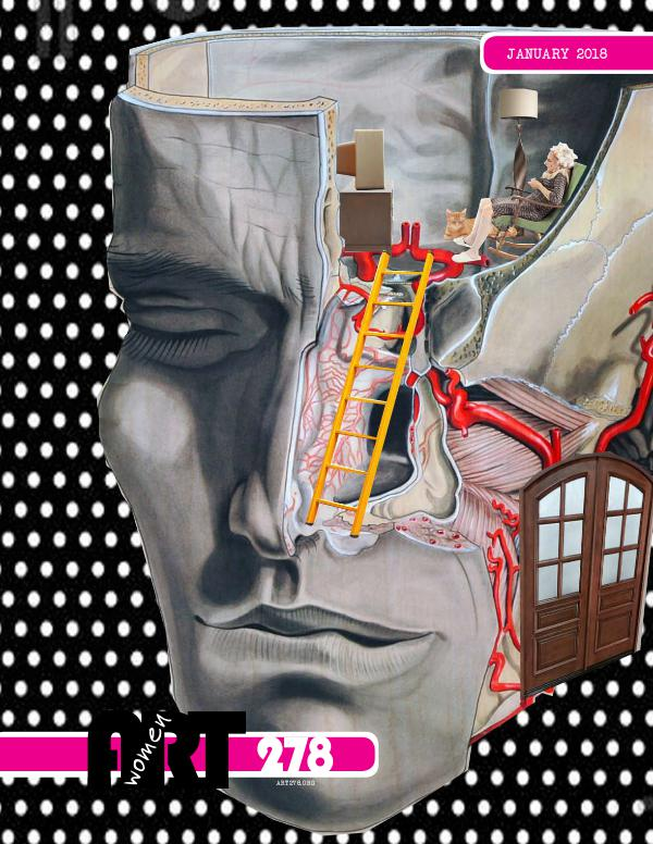 Women in Art 278 Magazine January 2018