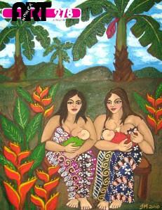 Women in Art 278 Magazine January 2014