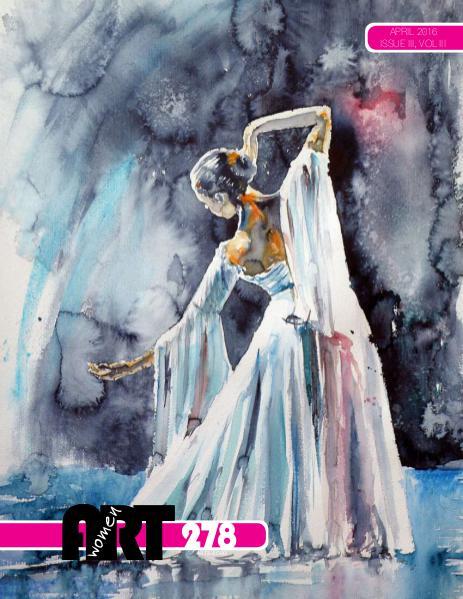 Women in Art 278 Magazine April 2016