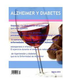 sobre el alzheimer y la diabetes
