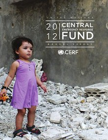 UN CERF Annual Report 2012