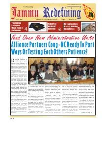 Jammu Redefining Magazine Vol: 2 No: 1