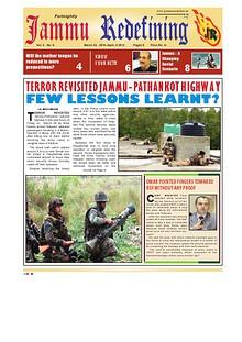 Jammu Redefining Magazine