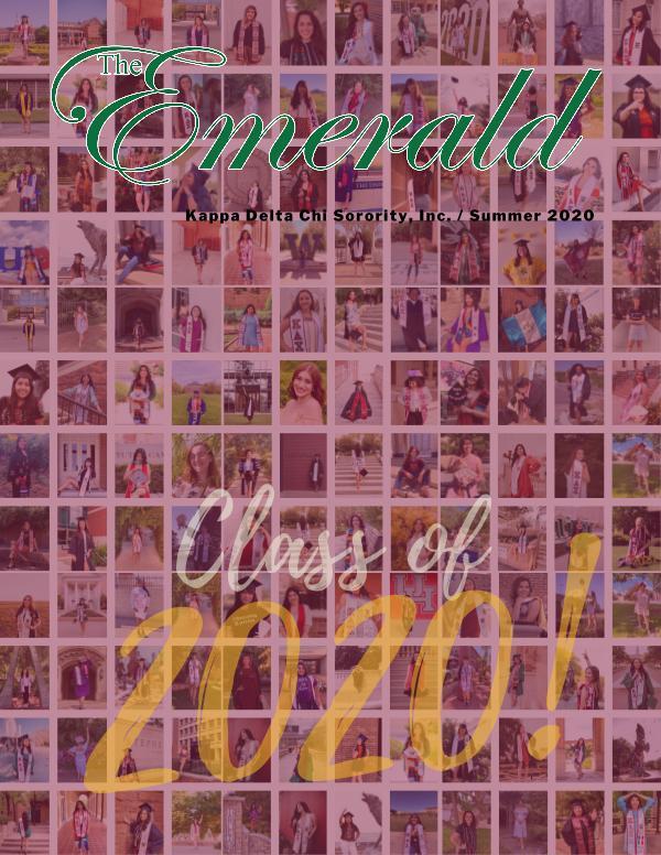The Emerald Summer 2020