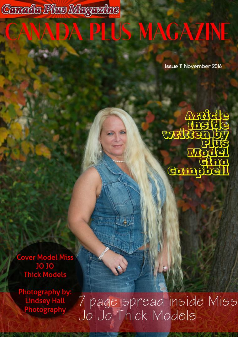Canada Plus Magazine Issue 11 November 2016