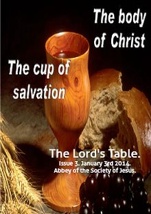 The Lord's Table. Issue 3. Happy New Year.