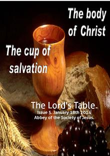 The Lord's Table. Issue 5. The Lord's Table Issue 5