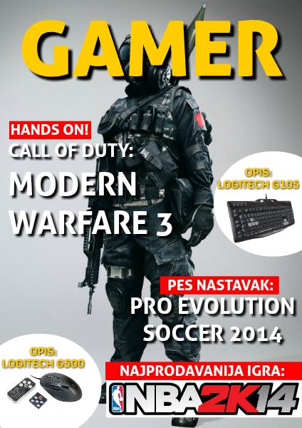 GAMER December 2013