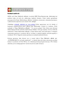 Rachunek maklerski 22-01-2014