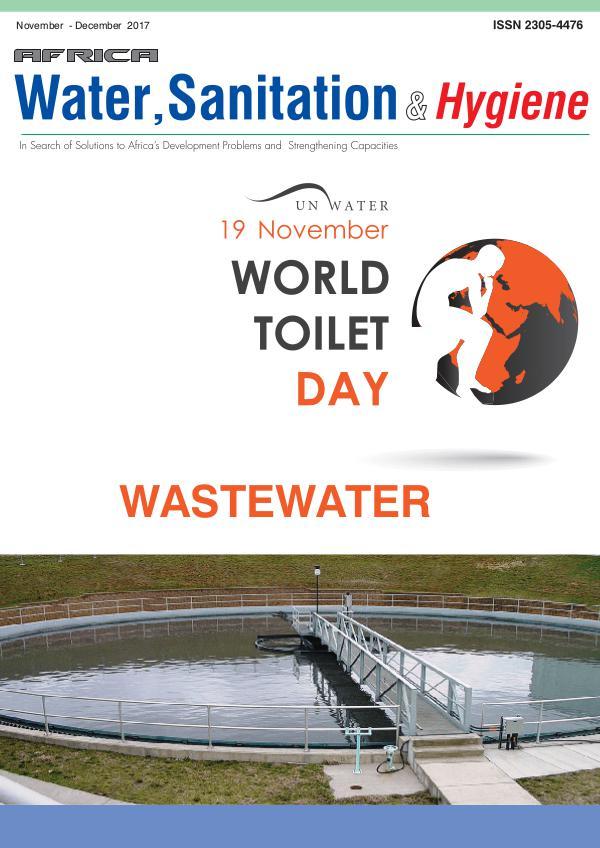 Africa Water & Sanitation & Hygiene Nov-Dec 2017