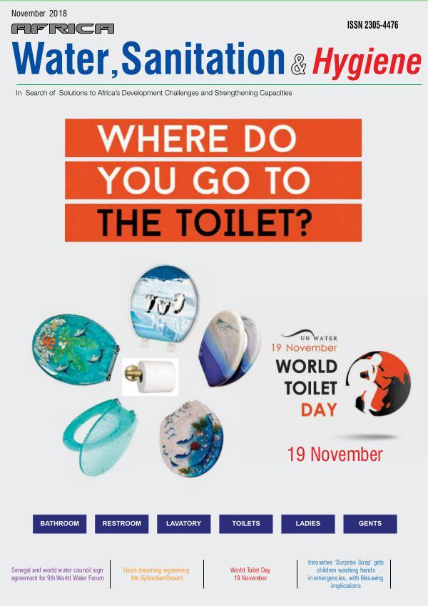 Africa Water, Sanitation & Hygiene November 2018 Vol.13 No.5