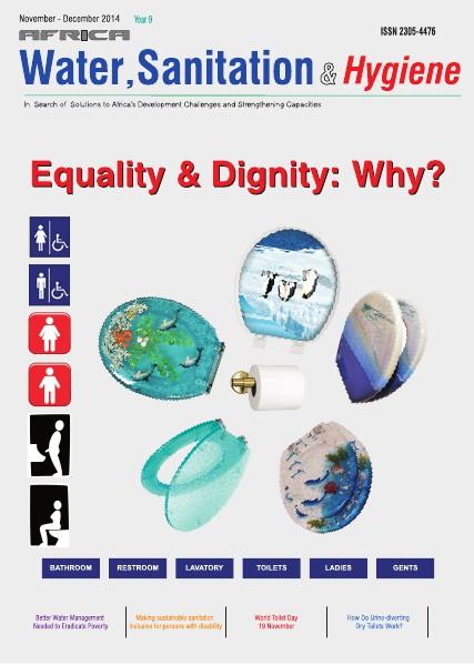 Africa Water, Sanitation & Hygiene Nov - Dec Vol. 9 No.6