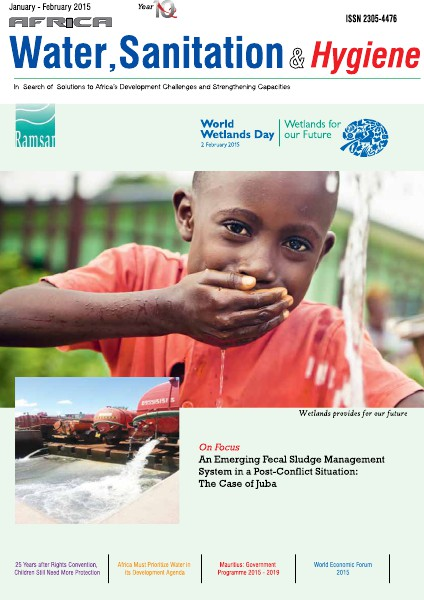 Africa Water, Sanitation Jan -Feb 2014 Vol.10 No1