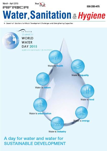 Africa water, Sanitation Mar- Apr 2015 Vol.10 No.2