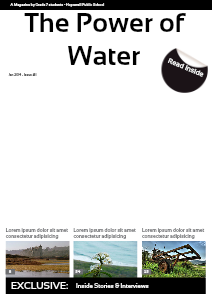 The Power of Water Issue 1