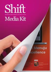 Shift Magazine Media Kit 2014