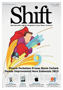 Majalah Shift Indonesia - ISSUE 6 2013