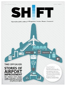 Majalah Shift Indonesia - ISSUE 6 2013 Maret 2014