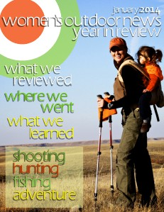 Women's Outdoor News Jan. 2014