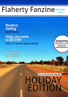 Flaherty Fanzine