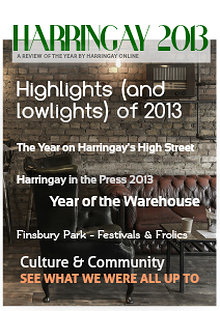 Harringay Online Review of the Year 2013